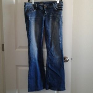 Vanity Dakota Boot cut Jeans sz 30x30